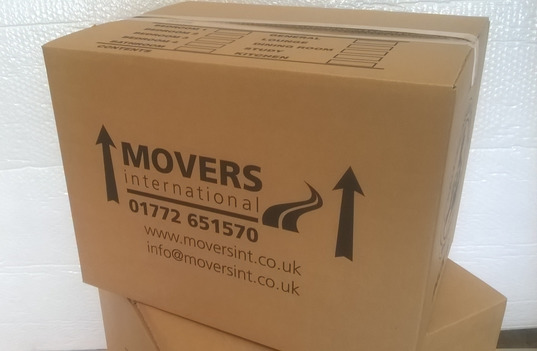 Movers in Spain